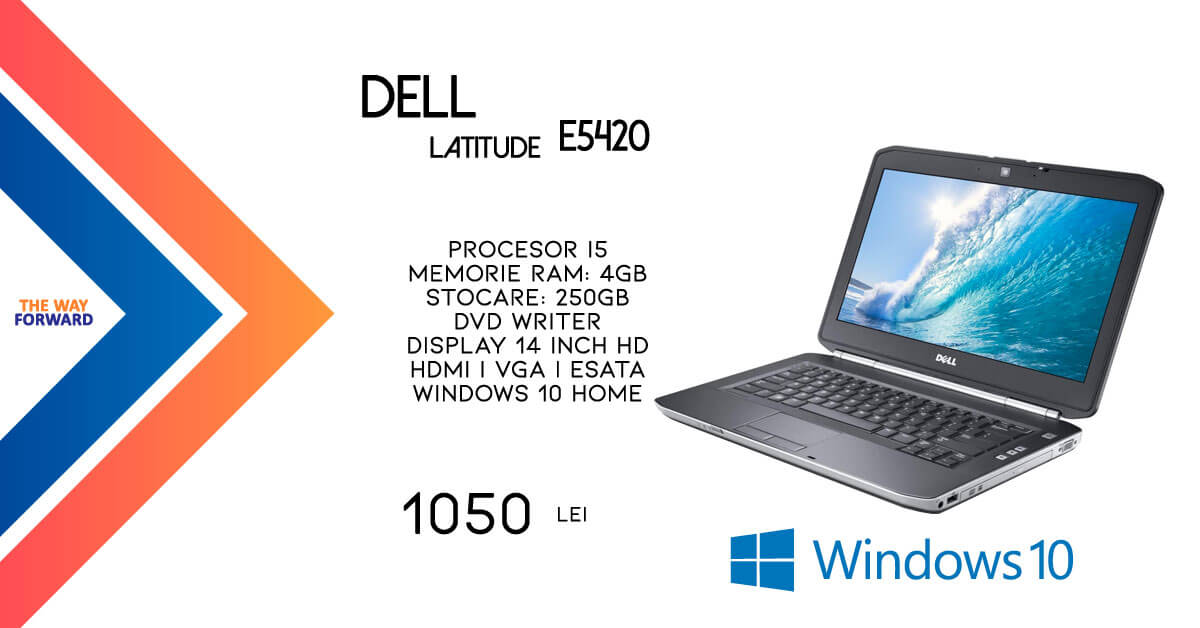 Dell E5420 Refurbished
