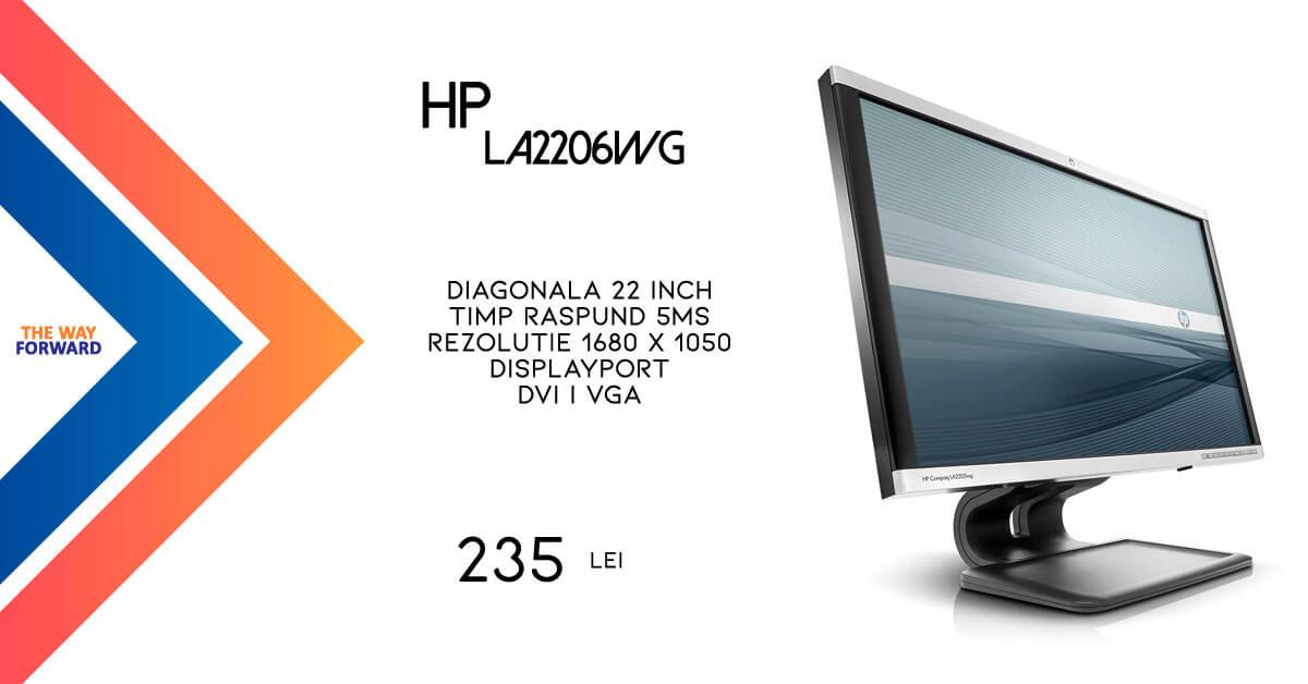 HP LA2205