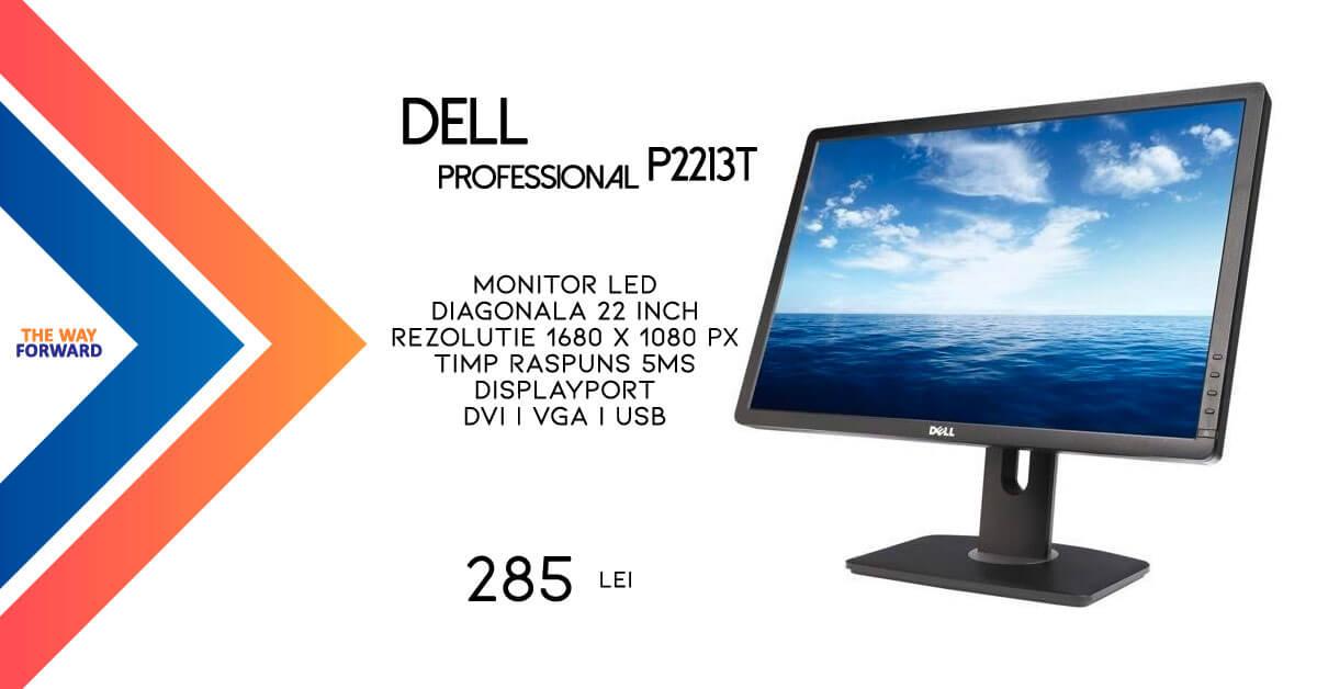 Dell P2213T