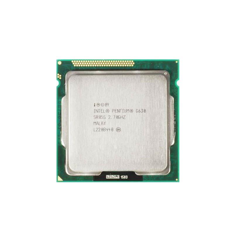 Procesor Refurbished Intel Pentium Dual Core G630, 2.70GHz, 3Mb Cache