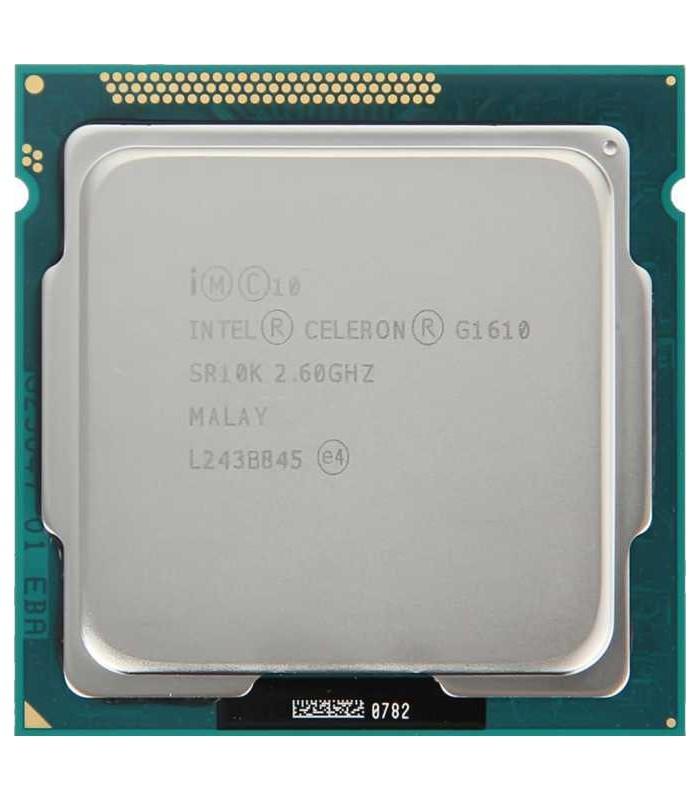 Procesor second hand Intel Celeron Dual Core G1610