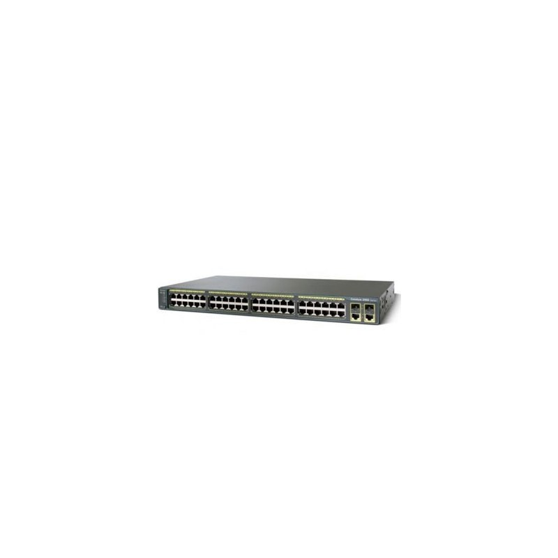 Switch second hand Cisco Catalyst WS-C2960-48TC-L
