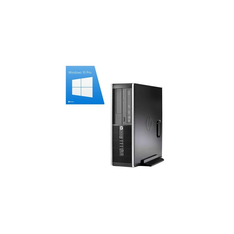 Calculator Refurbished HP Pro 6305 SFF, AMD A4-5300B, Win 10Pro