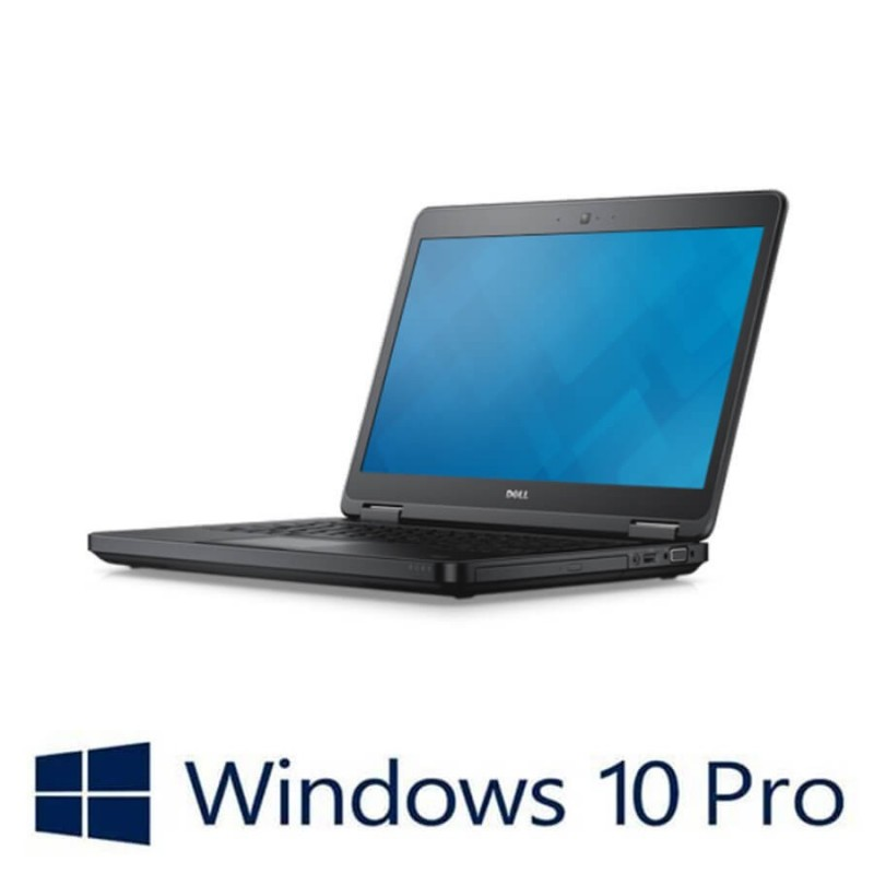 Laptop Refurbished Dell Latitude E5450, i5-5300U, Full HD, Win 10 Pro