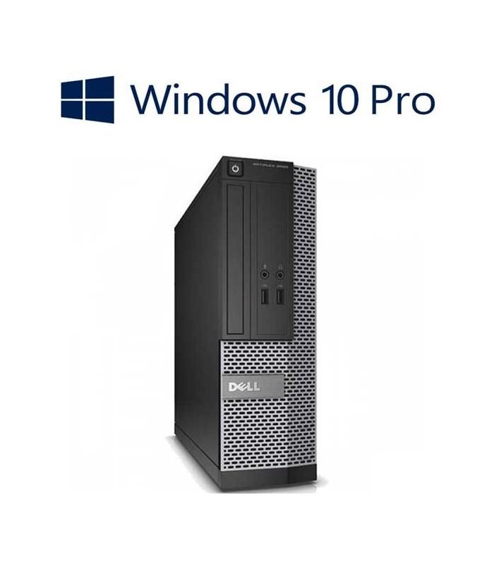 Calculatoare refurbished Dell OptiPlex 3020 SFF, i5-4570, Win 10 Pro